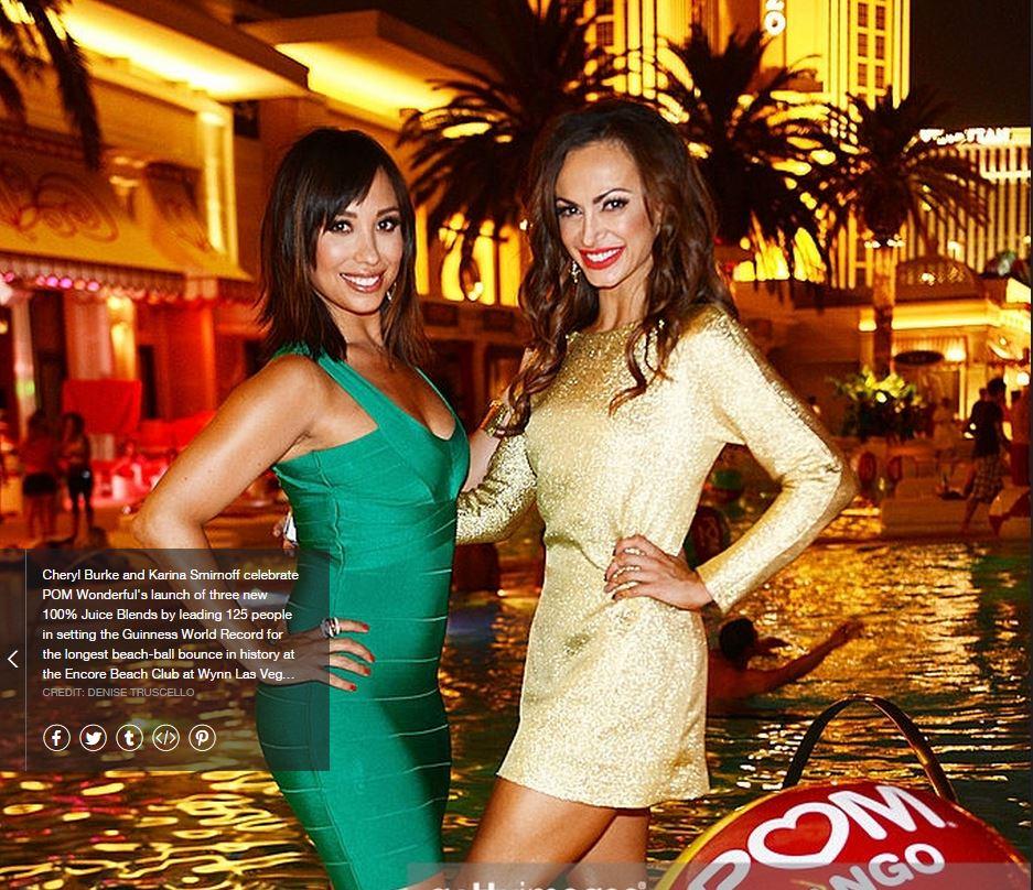 las vegas celebrities for event marketing