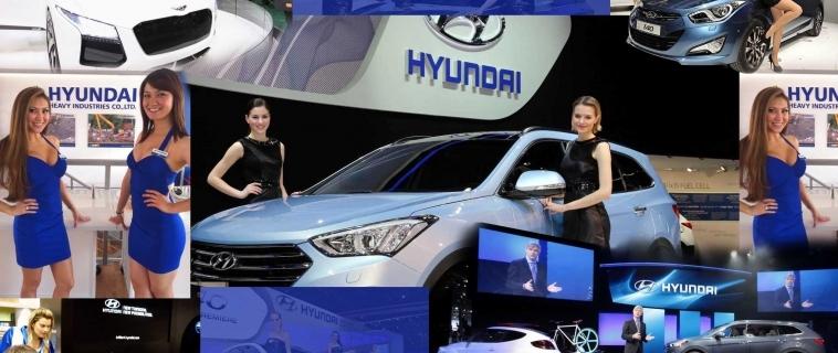 Hyundai @ #SEMA2014